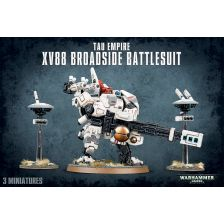 Warhammer 40K: Tau Empire XV88 Broadside Battlesuit