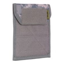 Molle pouch admin flat ACU