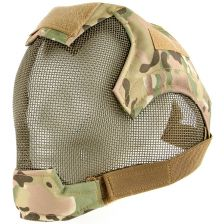 Full hat airsoft masker DTC