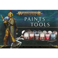 Warhammer Age of Sigmar: Paints and Tools