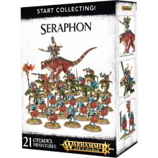 Warhammer Age of Sigmar Start Collecting: Seraphon
