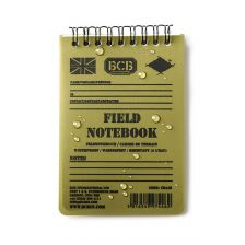 BCB field waterproof notitieblok