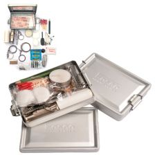 Aluminium box survival gear