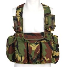 Chest rig Dutch Style NL camo