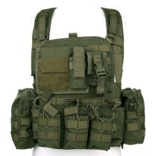 Chest rig Operator groen