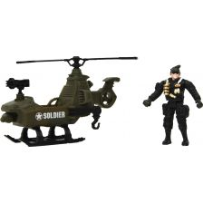 Combat Force helicopter