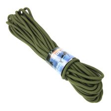 Commando touw 5 mm groen