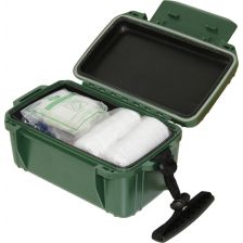 EHBO set waterproof groen