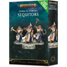 Warhammer Age of Sigmar: Stormcast Eternals Sequitors