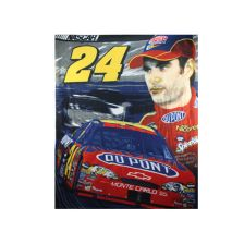 Fleece deken Jeff Gordon