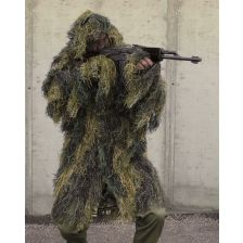 Ghilly parka Anti Fire Pro Woodland