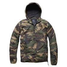 Grafton anorak woodland