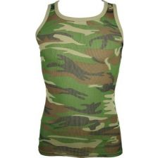Singlet stretch woodland