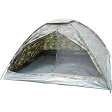 Tent iglo 4 persoons camoflage