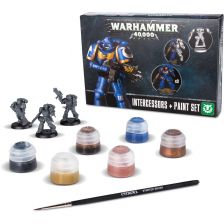Warhammer Age of Sigmar: Intercessors Paint Set