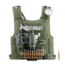 Kinder speelgoed tactical vest 5 in 1