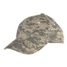 Kinder baseball pet ACU camo