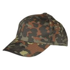 Kinder baseball pet Duitse flecktarn camo