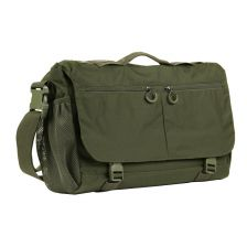 Messenger bag groen 12 Liter
