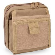 Outac Kaart Pouch Molle coyote