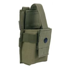 Molle pouch PMR klein #O woodland