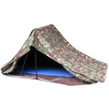 Puptent Defensie camoflage (1 persoons)