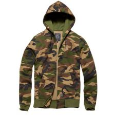 Hooded sweater Redstone Woodland