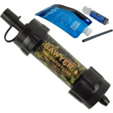 Waterfilter Sawyer mini digital camo