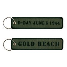 Sleutelhanger D-Day Gold Beach #85