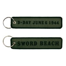 Sleutelhanger D-Day Sword Beach #84