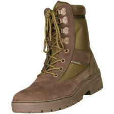 Sniper Boot Wolf Brown