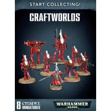 Warhammer 40K Start Collecting: Craftworlds