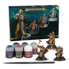 Warhammer Age of Sigmar: Stormcast Paint Set