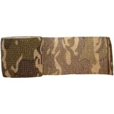 Stretch bandage Desert night camo
