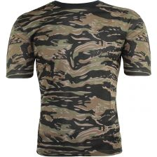 T-Shirt Tiger Stripe Mil-Tec