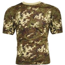 T-Shirt Vegetato camo