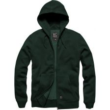 Hooded sweater Redstone groen