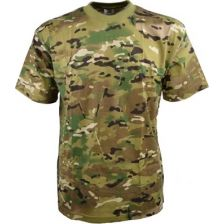 T-Shirt DTC Multi Camo