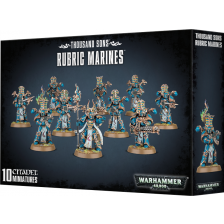 Warhammer 40K: Thousand Sons Rubric Machines