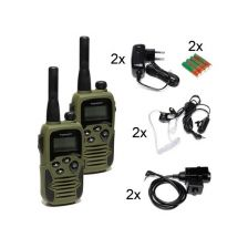 Topcom Twin-talker Walkie Talkie 9500