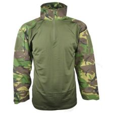Tactical Shirt UBAC Britse camo