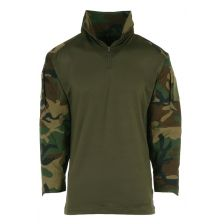 Tactical Shirt UBAC woodland