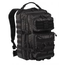 Rugzak Tactical US Assault zwart 36 Liter