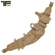 Molle Combat Belt set coyote